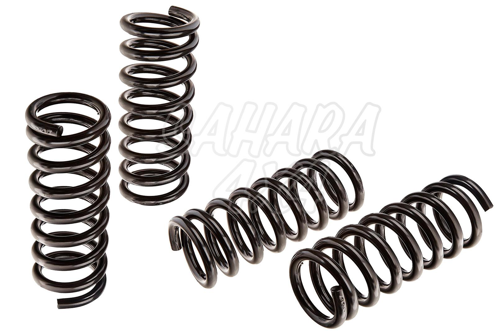 Front Coil Springs Kit Mabilsa 30mm Land Rover Freelander 06 2004 Fuse Box