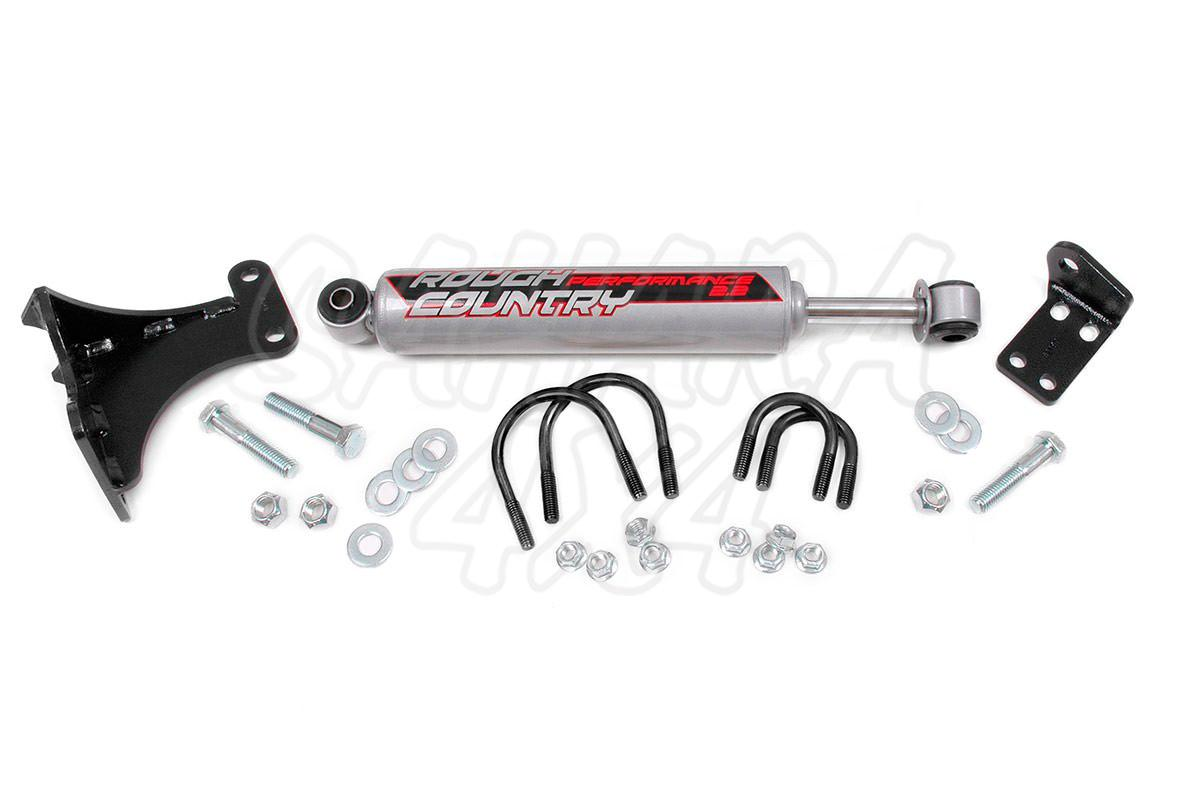 HD Jeep JK Steering Stabilizer