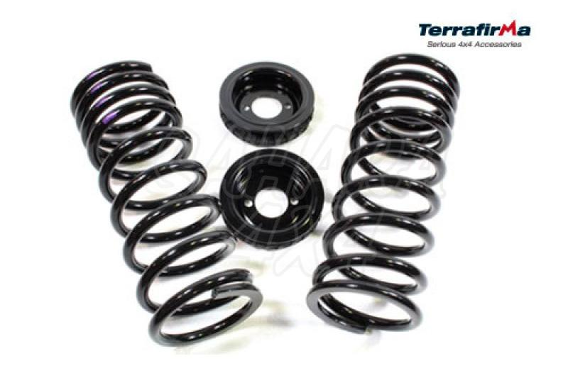 land rover discovery suspension kits
