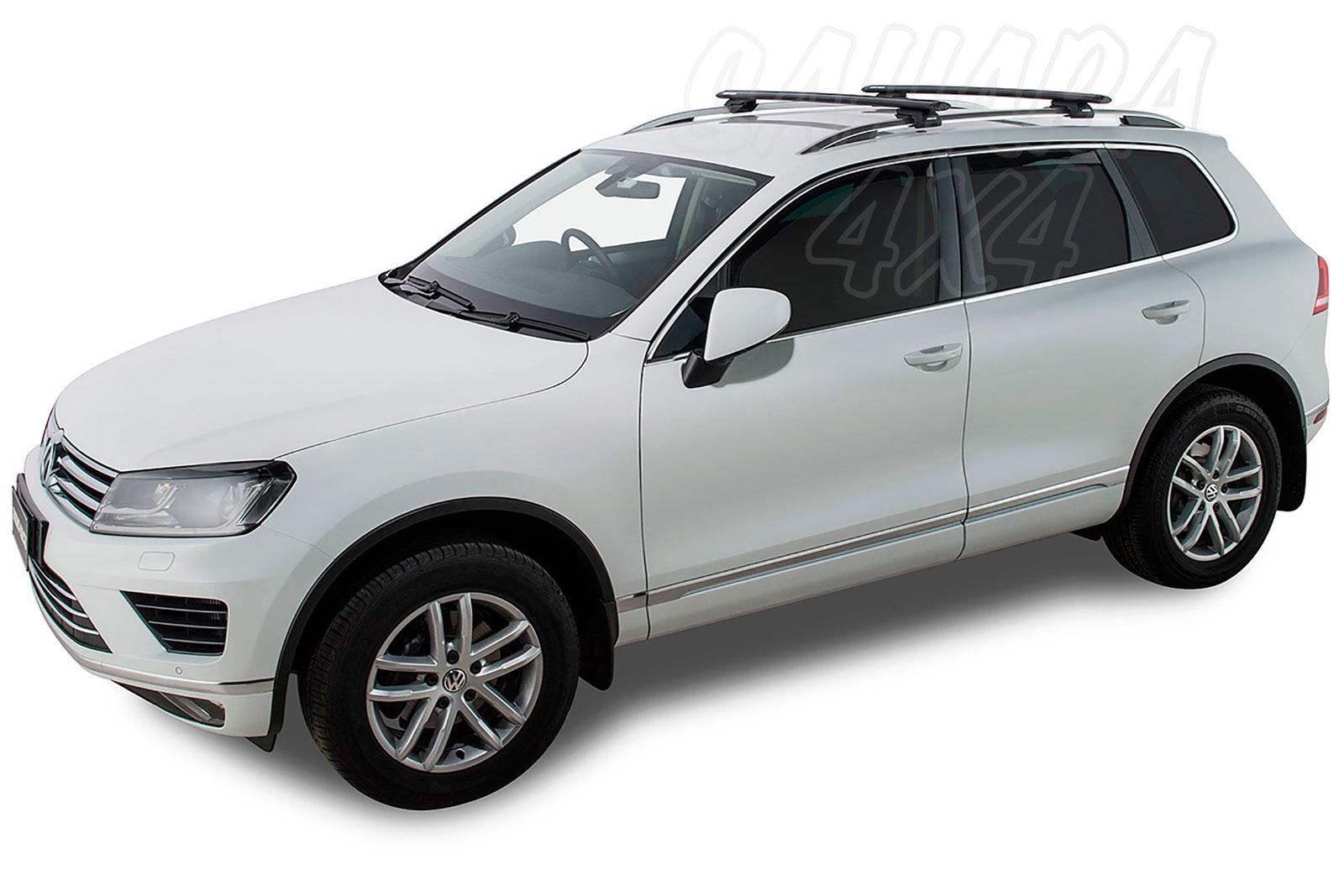 Rhino Rack Roof Bars Vortex Sx For Volkswagen Touareg 2011 2017 Fuse Box Railing Bar Kit Max Load 80kg