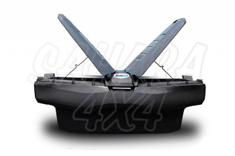 Caja de herramientas Aeroklas en ABS, modelo