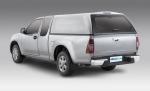 HardTop AEROKLAS en ABS, sin ventanas (extra cabina) para Ford Ranger/Mazda BT-50 06-12 -