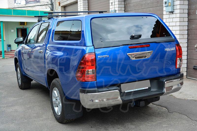 HardTop AEROKLAS en ABS, con ventanas para Toyota Hilux Revo 2016-