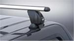 Barras de techo transversales ALPHA para cabina para Isuzu D-Max/Rodeo 02-12 - Barras de aluminio.