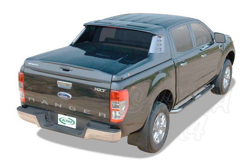 Fullbox ALPHA SC-Z en fibra (doble cabina) para Ford Ranger 2012-