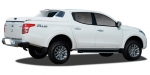 Fullbox ALPHA SC-Z en fibra para Mitsubishi L-200 Triton 2015-/Fiat Fullback 2016- - Para Doble cabina