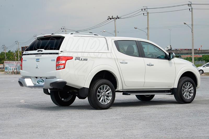 HardTop ALPHA GSS en fibra, sin ventanas para Mitsubishi L-200 Triton 2015-/Fiat Fullback 2016-