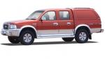 HardTop ALPHA en fibra, sin ventanas (doble cabina) para Ford Ranger/Mazda B-2500 99-06 -