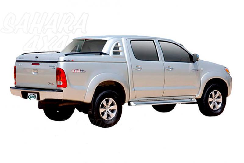 Fullbox ALPHA SC-R en fibra  para Toyota Hilux Vigo 2005-2016