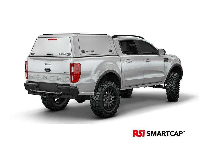 Smartcap EVOd Defender - Ford Ranger EU D/C - Frozen White