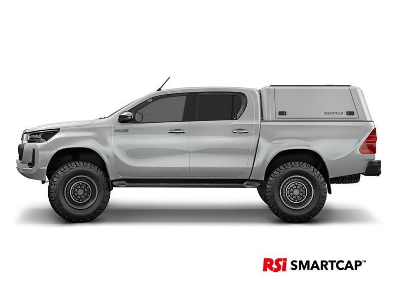 Smartcap EVOd Defender - Toyota Hilux Revo D/C - 040 White