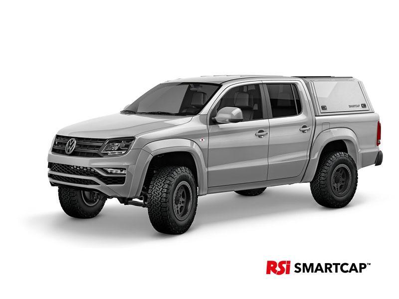Smartcap EVOd Defender - VW Amarok D/C - Candy White