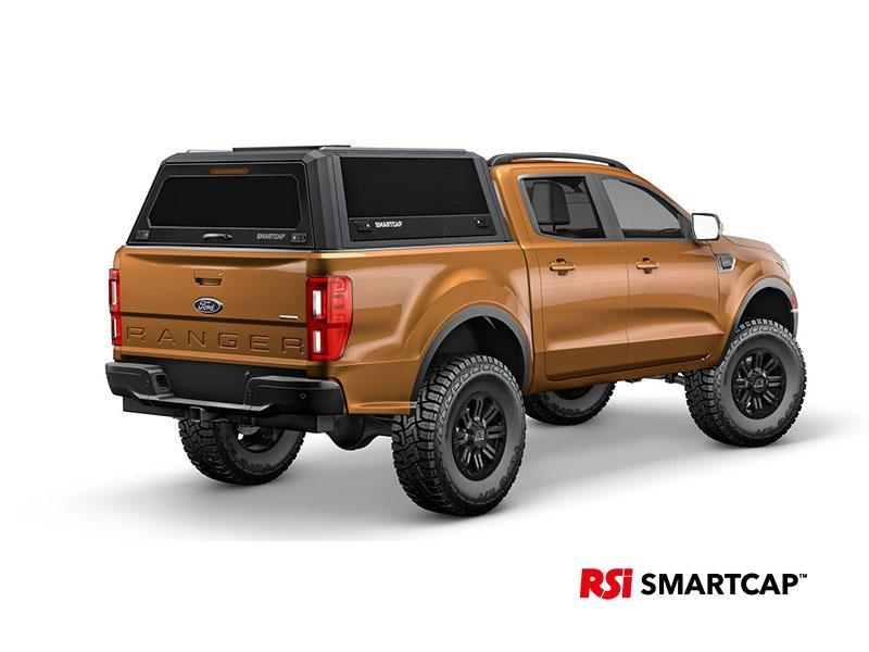 Smartcap EVOs Sport - Ford Ranger EU D/C - Matte Black -