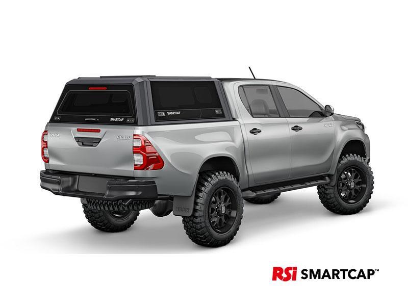 Smartcap EVOs Sport - Toyota Hilux Revo D/C - Matte Black