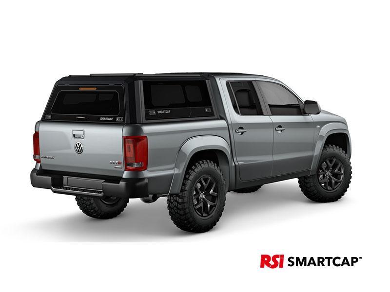 Smartcap EVOs Sport - VW Amarok D/C - Matte Black