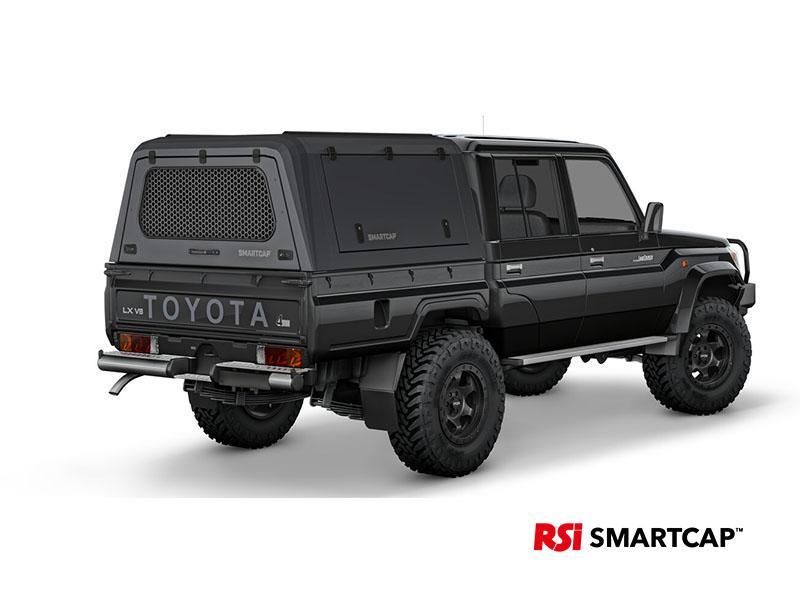 Smartcap EVO LC - Toyota LandCruiser J79 - Matte Black