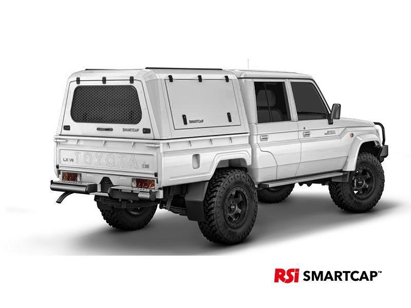 Smartcap EVO LC - Toyota LandCruiser J79 - White -