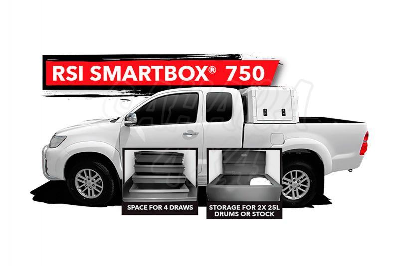 Módulo de herramientas SmartBox 750 - Artículo requiere realizar homologación.