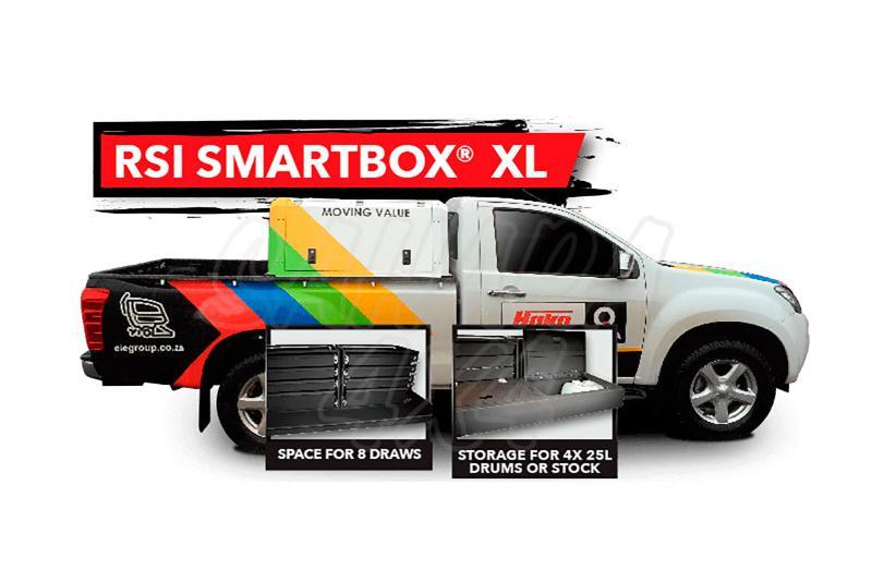 Módulo de herramientas SmartBox XL - Artículo requiere realizar homologación.