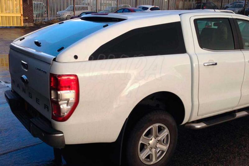 Hardtop Sport en fibra (doble cabina) para Ford Ranger 2012- -