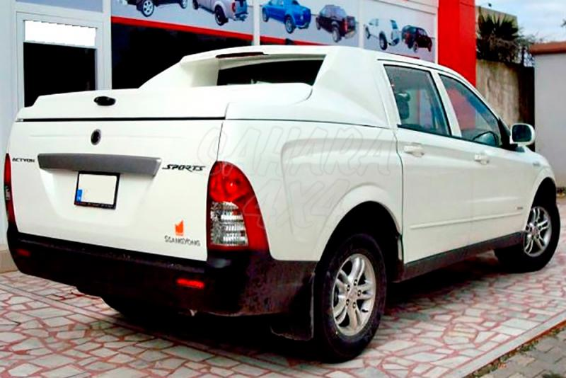 Fullbox FourWheeler en fibra para SSangyong Actyon Sports