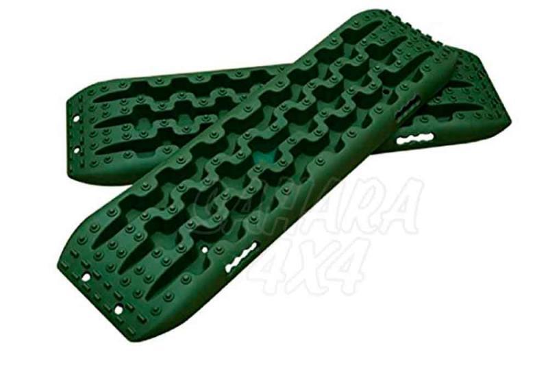 Pareja de Planchas en plastico Forest Trax - Precio por Pareja de Planchas