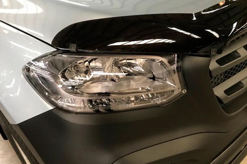 Protector acrílico de faros para Mercedes Clase-X 2017-