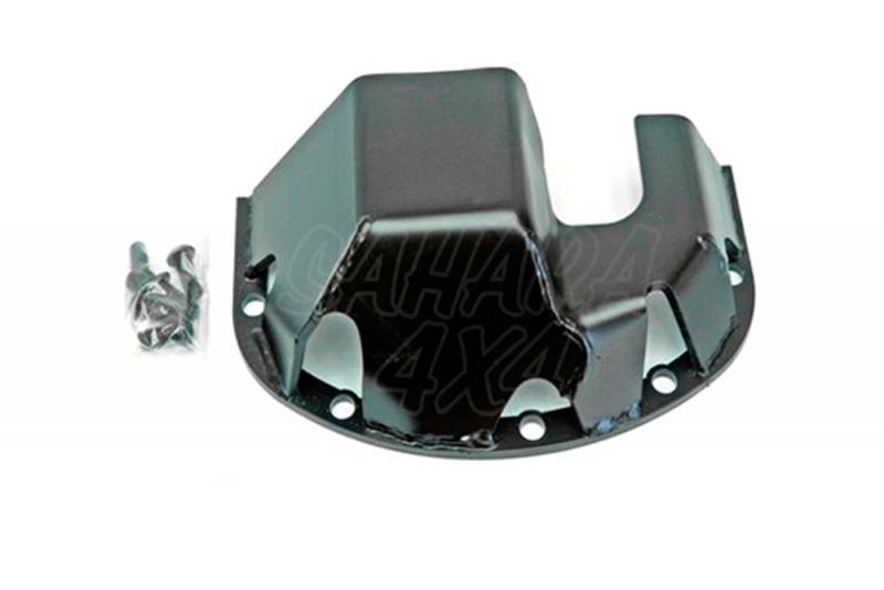 Protector diferencial Delantero o Trasero en acero - Disponible para eje Dana 30 , Dana 35 o Dana 44