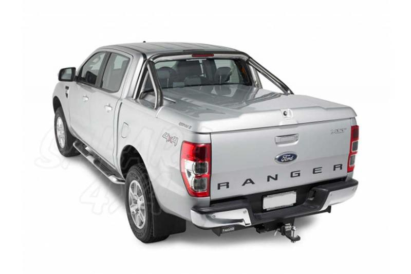 Cubierta plana PROFORM en ABS, COMPATIBLE CON ROLLBAR ORIGINAL FORD (doble cab) para Ford Ranger 12 -