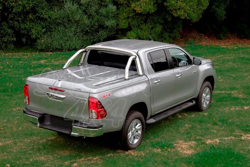 Cubierta plana SPORTLID para Toyota Hilux Revo 2016- - Doble cabina