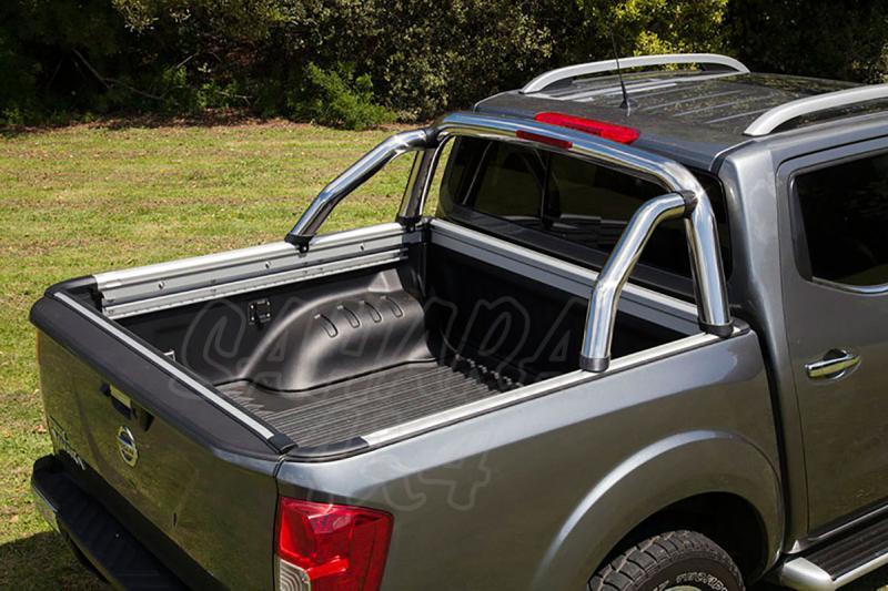 Sistema de railes multi-función para Toyota Hilux Revo 2016- - Doble cabina