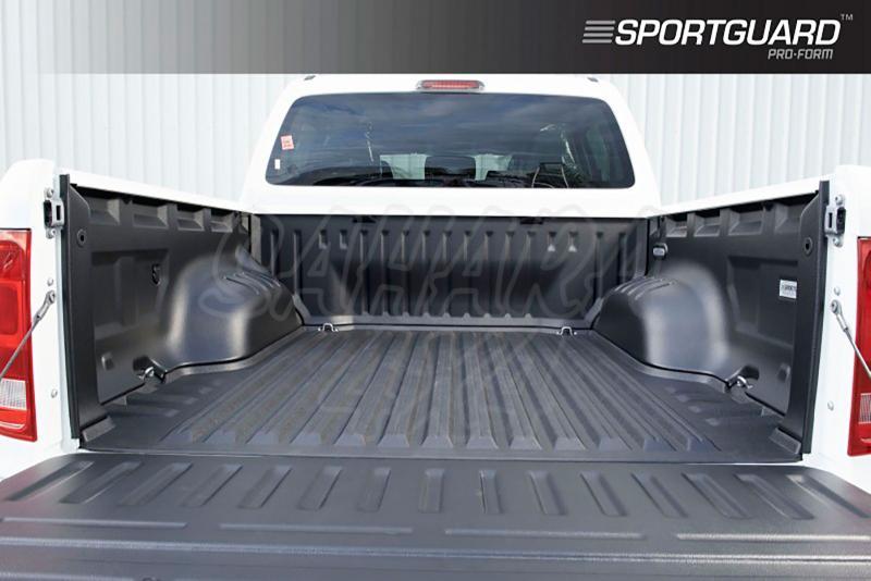 Beadliner (Forro de caja antideslizante) 5 piezas SPORTGUARD para Volkswagen Amarok 2010-