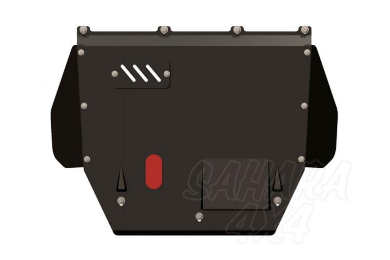 Protector de motor y cambio para Citroen Jumper , Fiat Ducato y Peugeot Boxer