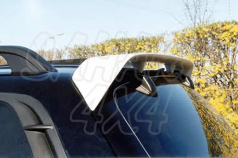 Alerón de techo sin pintar para Hyundai Santa Fe -
