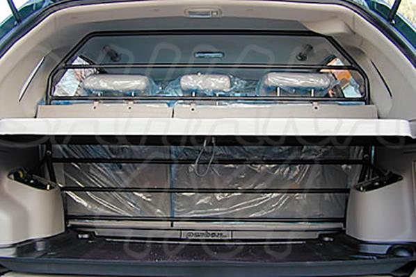 Separador de carga interior para Hyundai Tucson 2004-2010 -