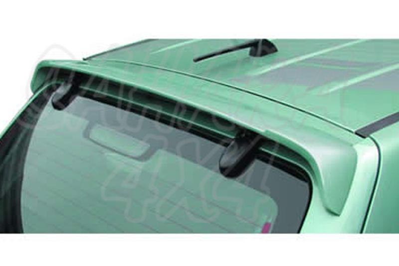 Alerón de techo sin pintar para Hyundai Tucson 2004-2010 -
