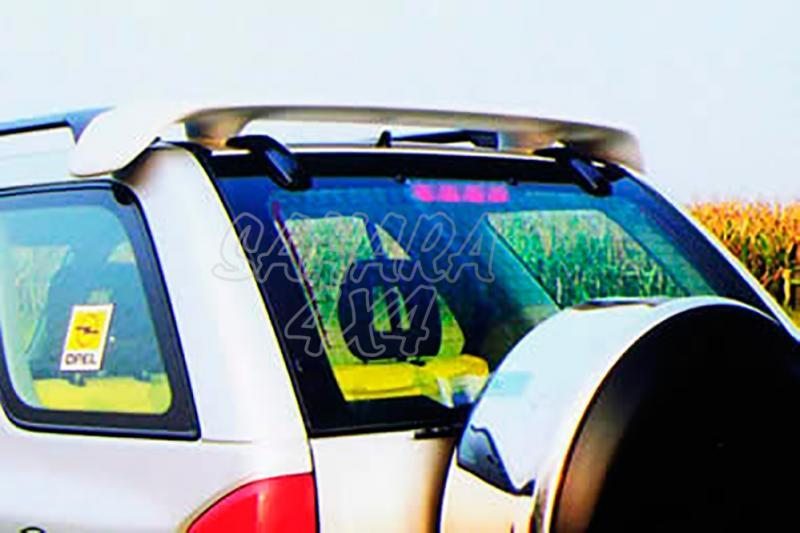 Alerón de techo sin pintar para Opel Frontera B 1998-2004 - Para 5 puertas.