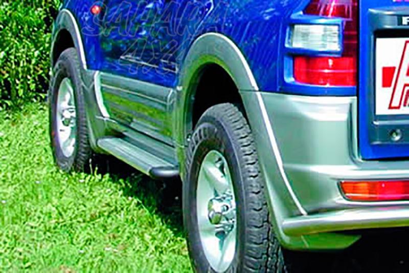 Kit de carrocería en ABS (12 piezas) para Mitsubishi Montero V60 (3p) 2000-2006  -