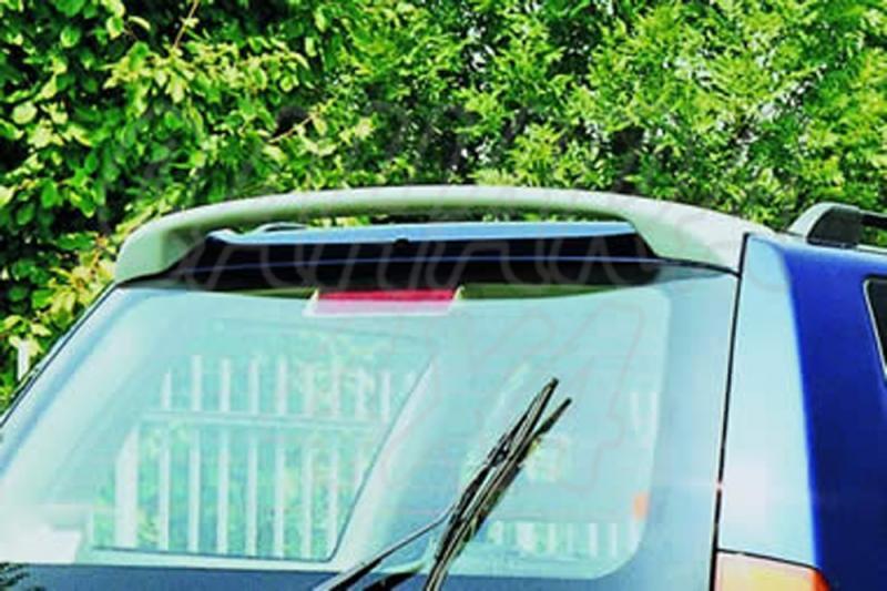 Alerón de techo (sin pintar) para Mistubishi Montero Sport 1996-2008 -