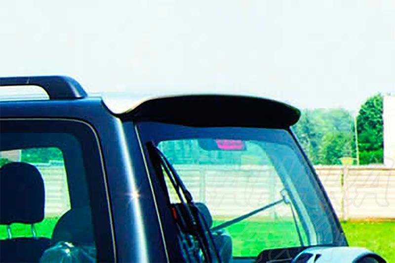 Alerón de techo (sin pintar) para Mitsubishi Montero iO/Pinin (3p) 1998-2007 -