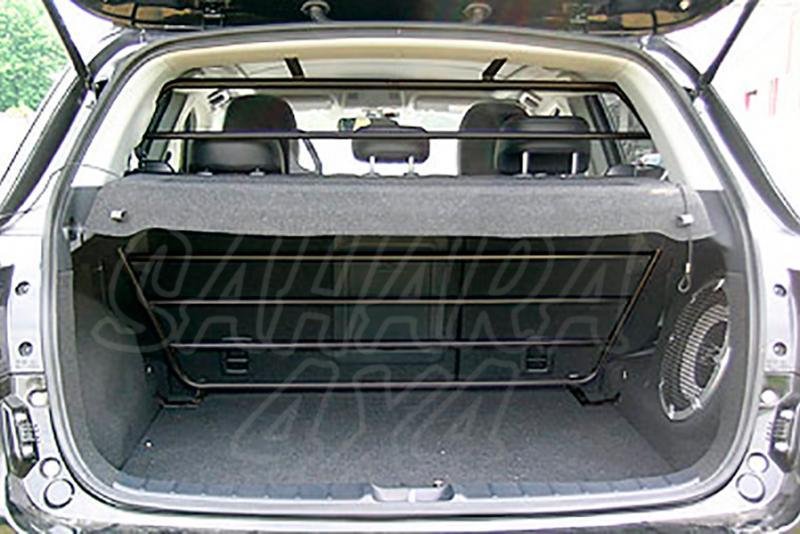 Separador de carga interior para Mitsubishi ASX 2010- (5P) -
