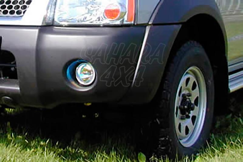 Juego de faros antiniebla para Nissan Navara/X-trail/NP300 -