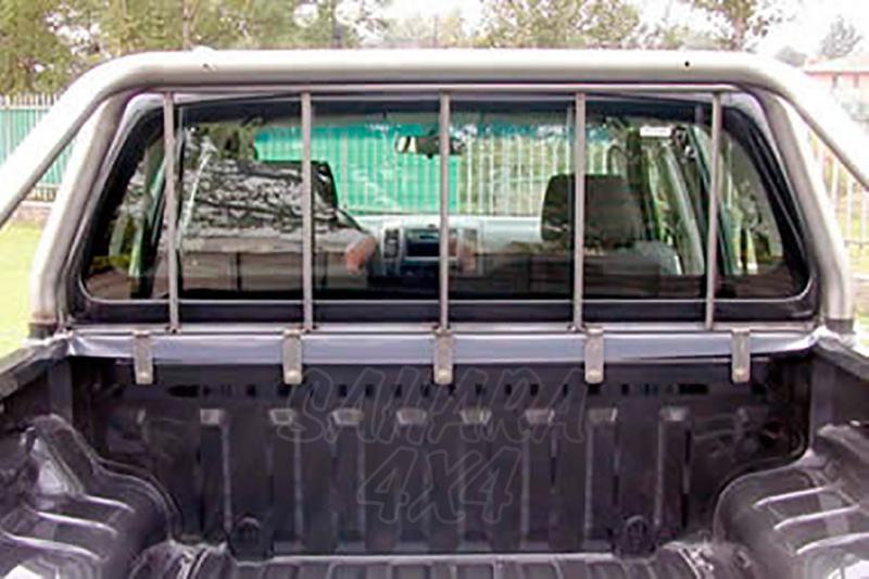 Protector de cristal de cabina para Nissan Navara D40 2005-2015 -