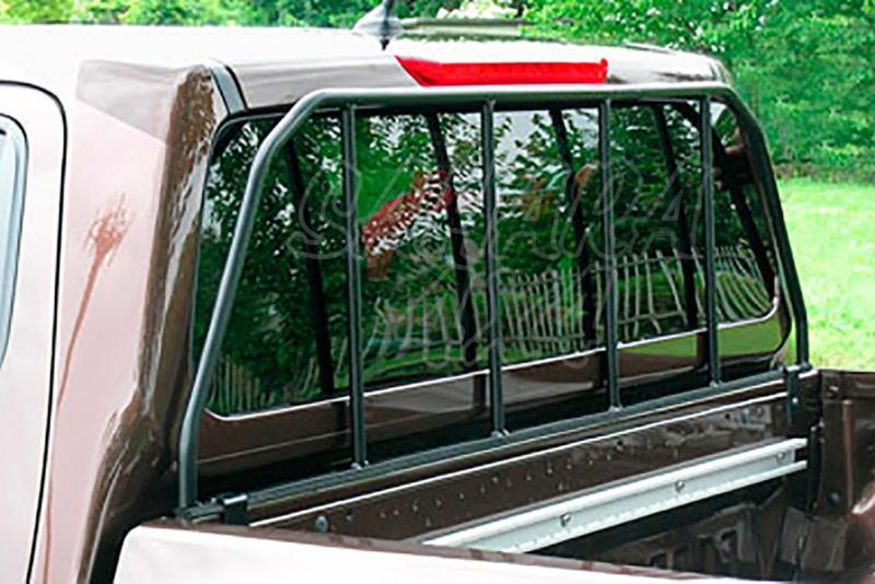 Protector de cristal de cabina para Nissan Navara D23