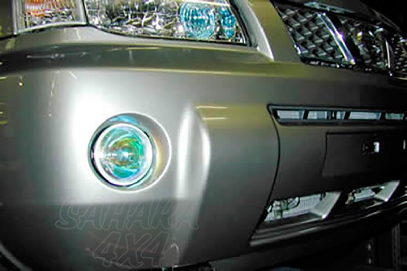 Juego de faros antiniebla para Nissan X-Trail 2004-2007 -