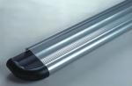 Estribos en plataforma de aluminio. Tipo STD para Ford Ranger/Mazda BT-50 06-12 - Ford Ranger y Mazda BT50 2006-2012 (doble cabina)