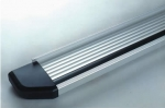 Estribos en plataforma de aluminio. Tipo STD para Toyota Rav4 2006-2010 -