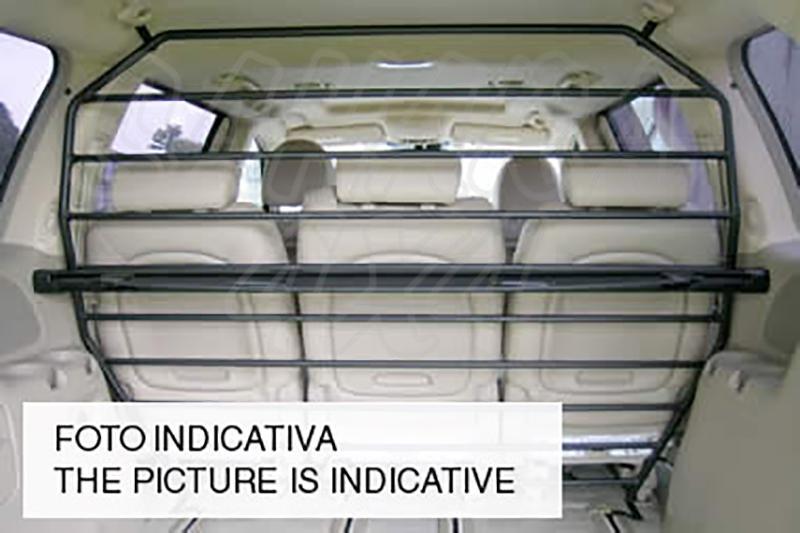 Separador de carga interior (2 plazas) para Galloper/Mitsubishi/Nissan/Toyota -