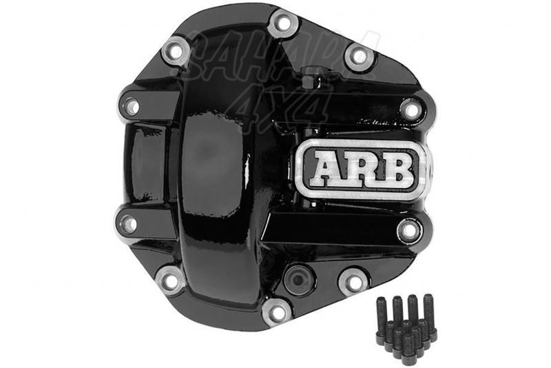 Tapa Negra ARB para Diferencial Dana 50 or 60 075001 - Unidad