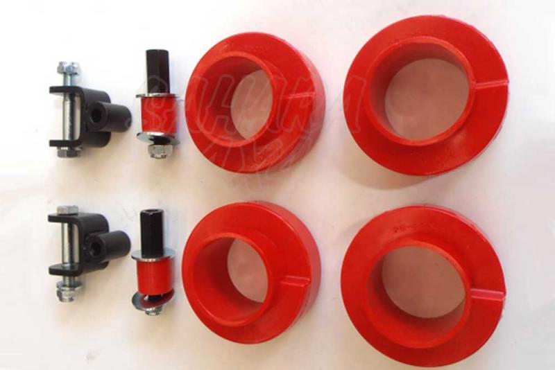 Kit Suspension +3.5 cm para Suzuki Jimny
